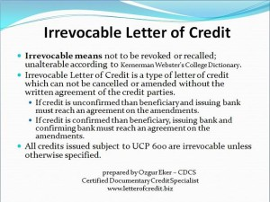 irrevocable_letter_of_credit
